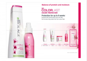 biolage colour